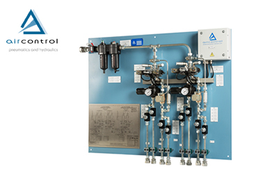Aircontrol fabrica y diseña todo tipo de paneles de control a medida y armarios cerrados
