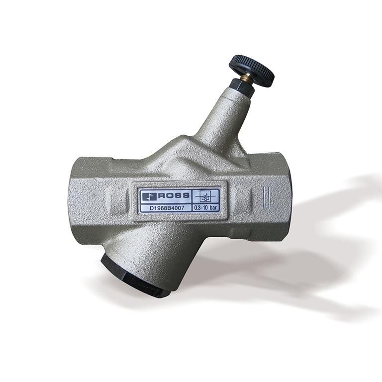 Aircontrol distribuye válvulas ROSS para el control del caudal