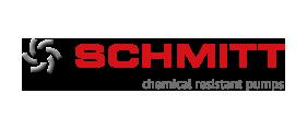 Aircontrol es el distribuidor oficial de bombas para líquidos corrosivos y peligrosos SCHMITT