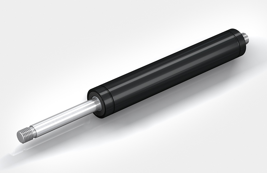 Amortiguadores ACE de gas empuje Serie GS-8 a GS-70 para control de movimiento