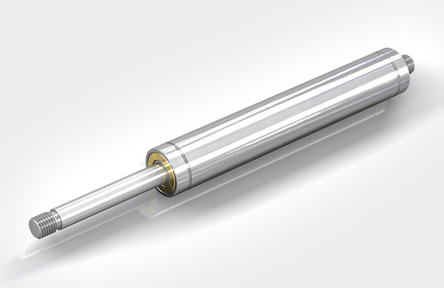 Amortiguadores ACE de gas empuje Serie GS-8 V4A a GS-40 V4A para control de movimiento