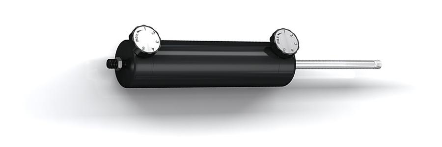 Amortiguadores ACE hidráulicos Serie HDB-50 a HBD-85 para control de movimiento