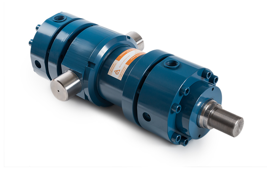 Aircontrol manufactures and distributes round hydraulic cylinders according to ISO 6020/1 standard – 160 bar.