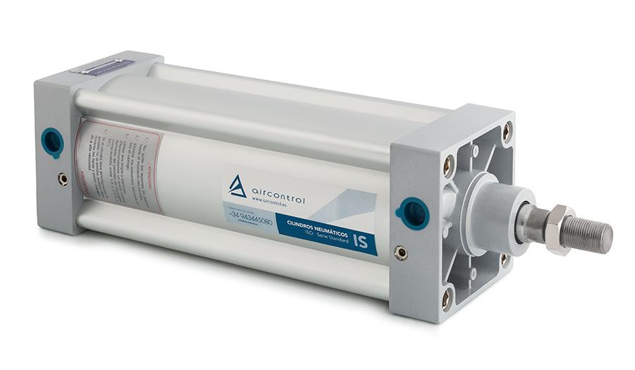 Aircontrol diseña y distribuye Cilindros neumáticos Aircontrol ISO