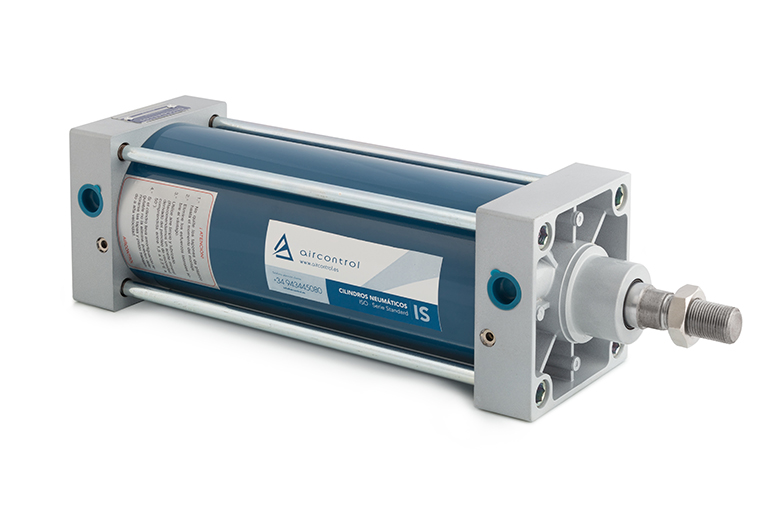 Aircontrol manufactures and distributes ISO pneumatic cylinders