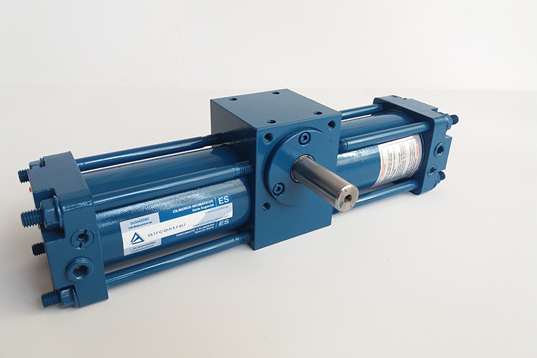 Aircontrol manufactures and distributes other pneumatic cylinders