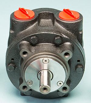 Motores neumáticos de paletas estándar