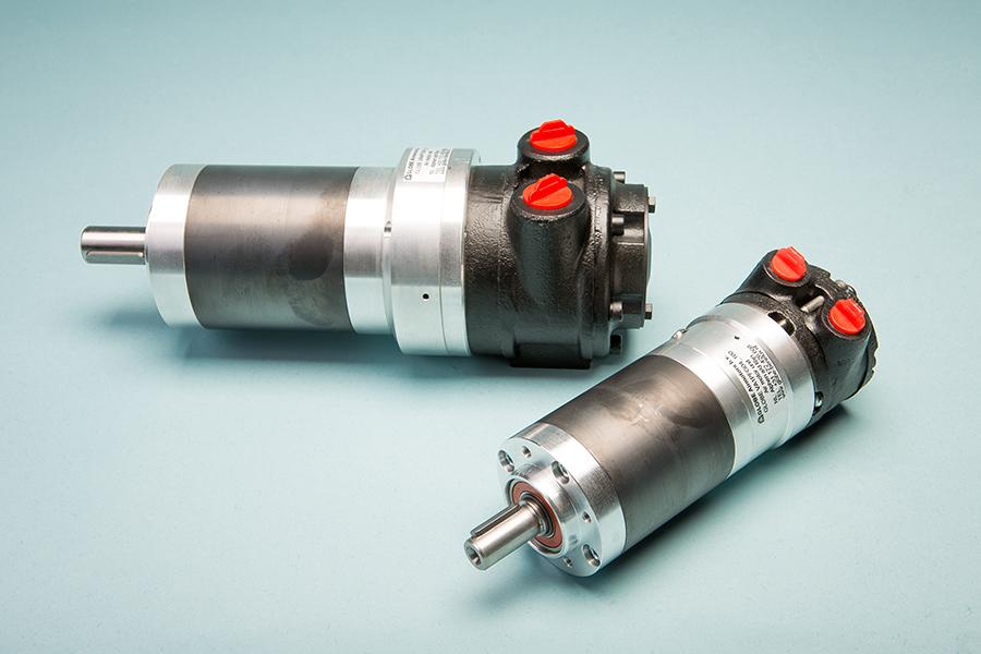 Aircontrol distribuye Motores neumáticos de paletas con reductor planetario SPXFLOW GLOBE