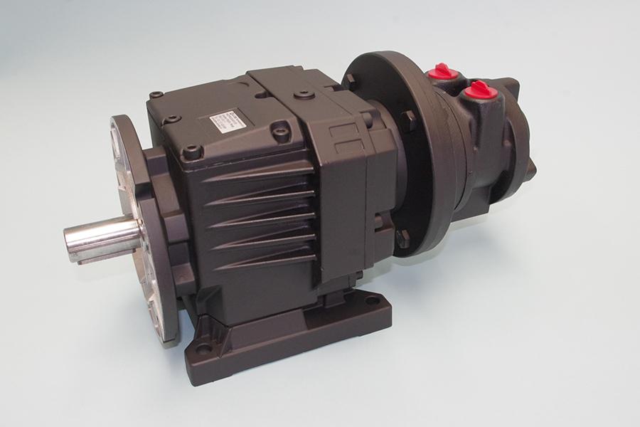Aircontrol distribuye Motores neumáticos de paletas con reductor SPXFLOW GLOBE