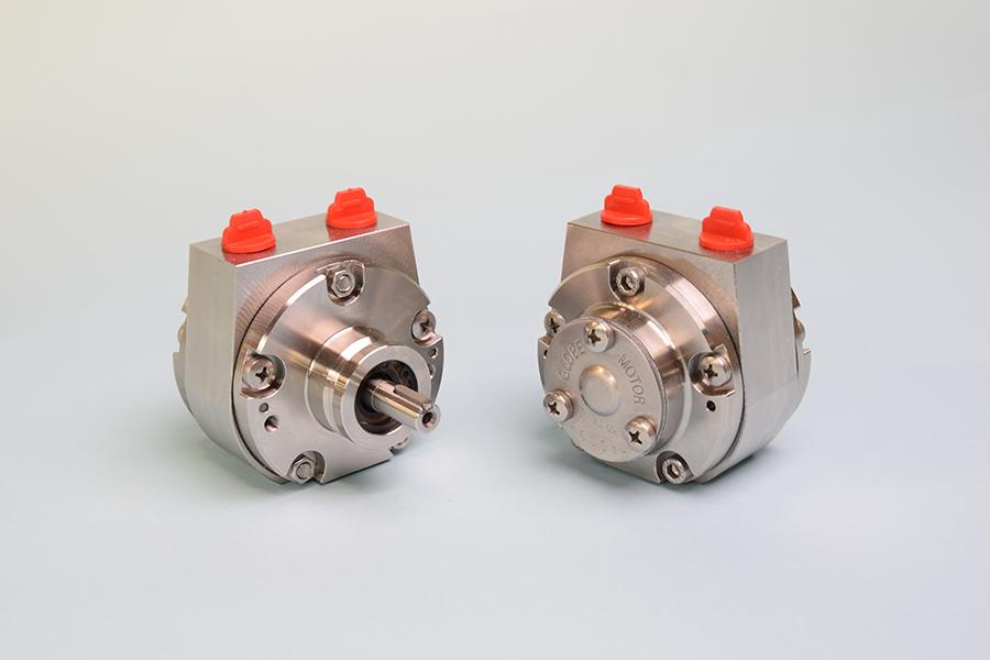 Aircontrol distribuye Motores neumáticos de paletas en acero inoxidable  SPXFLOW GLOBE