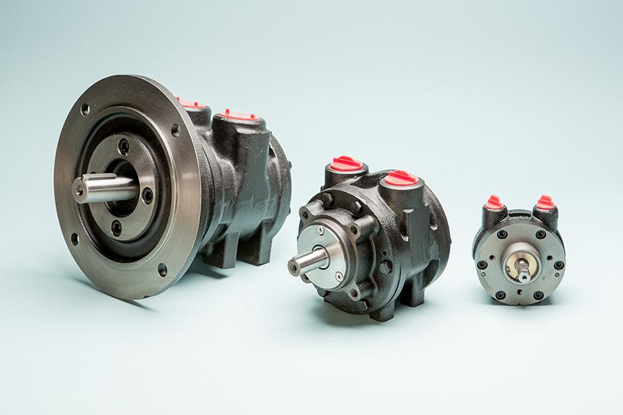 Aircontrol distribuye Motores neumáticos de paletas sin lubricación  SPXFLOW GLOBE