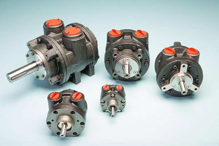 Aircontrol distribuye Motores neumáticos de paletas GLOBE