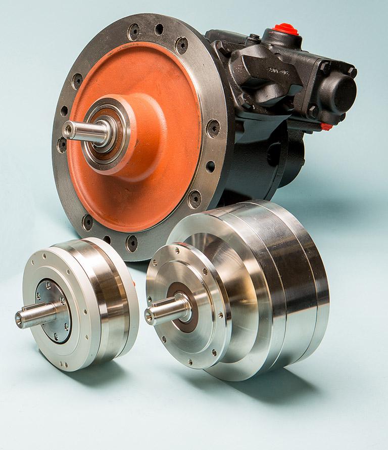 Motores neumáticos de pistón GLOBE