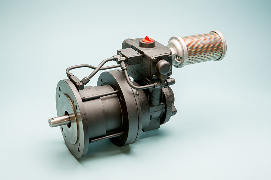 Aircontrol distribuye Motores neumáticos para cabestrantes SPXFLOW GLOBE