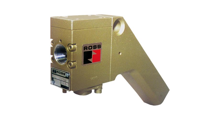 Aircontrol distribuye válvulas para la industria del vidrio, pistola de soplado