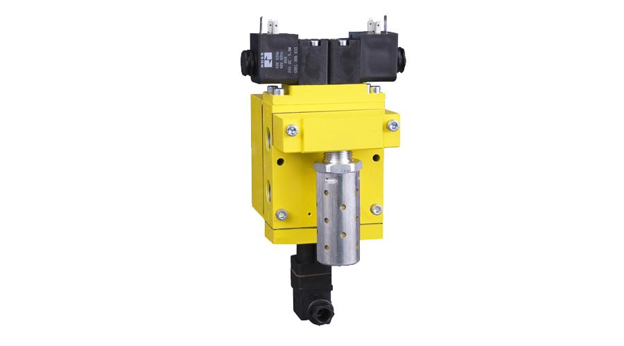 Aircontrol distribuye Soluciones relacionadas con la seguridad válvulas dobles DM1 Serie E