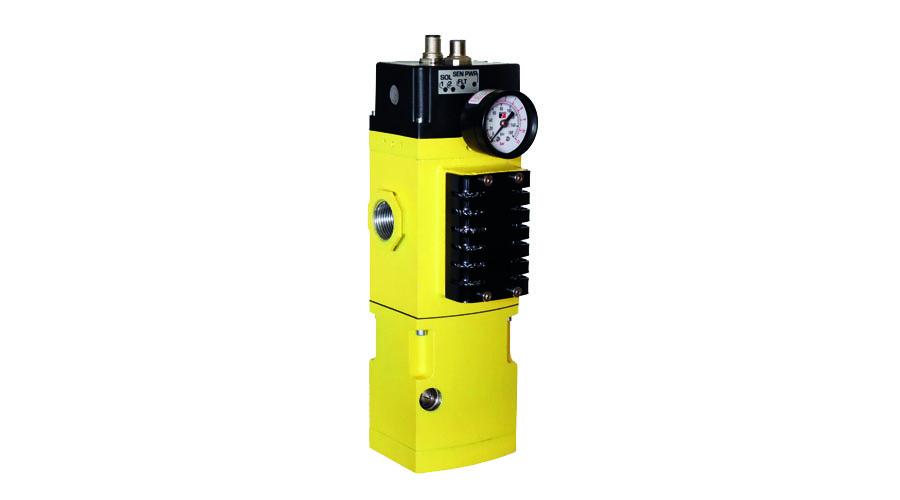 Aircontrol distribuye Soluciones relacionadas con la seguridad válvulas dobles Serie M35 con o sin módulo EEZ-ON