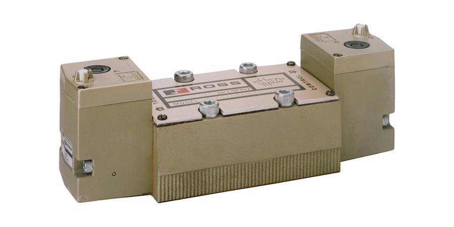 Aircontrol Válvulas de corredera metal-metal ROSS ANSI Serie W74.