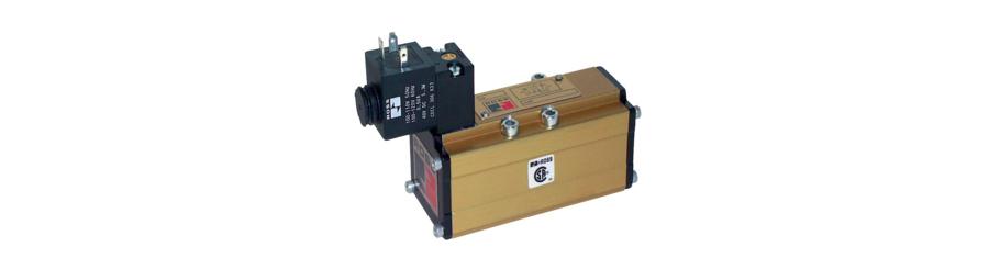 Aircontrol Válvulas de corredera metal-metal ROSS ISO 5591-1 Serie W60.