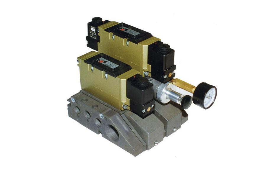 Aircontrol Válvulas de corredera metal-metal ROSS ISO 5591-2 Serie W65.