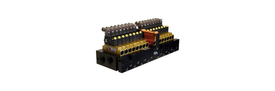 Aircontrol distribuye Bloques de válvulas Miniatura ROSS