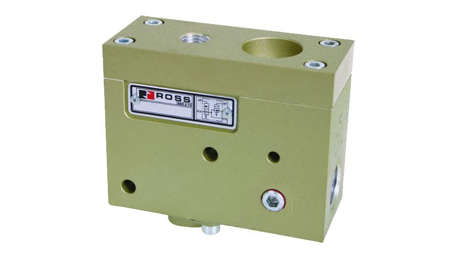 Aircontrol distribuye Soluciones relacionadas con la seguridad con retorno seguro del cilindro Válvulas de retención PO simples